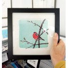 Frames square - for signed digital prints (collection only)