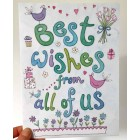 Card - Best Wishes