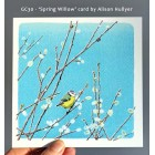 *NEW* 'Spring Willow' greetings card