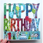 Card - Happy Birthday (sold out)