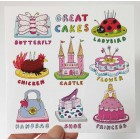 Card - Great Cakes