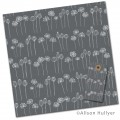 Seed Heads - wrapping paper
