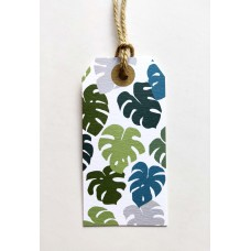Monstera Leaves - gift tags *NEW*