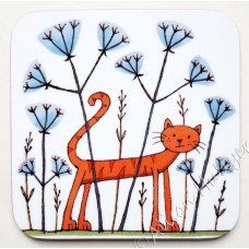 Coaster - Cat in the Meadow
