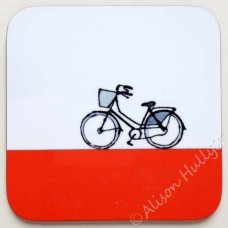 Coaster - Bike (orange)