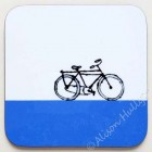 90. Coaster - Bike (blue)