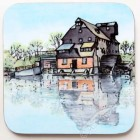 8. NT Coaster - Houghton Mill (summer) - sorry sold out, message to order