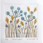 Drypoint - Blue Seeds