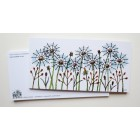 Dandelion Clocks Postcard